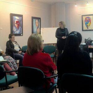 Comenzaron los talleres en la Casa de Cultura de El Paso