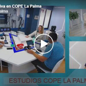 COPE La Palma interview: POSITIVE LIFE
