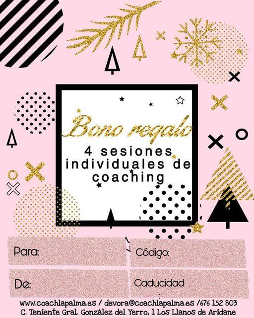 Bono 4 Sesiones Coaching