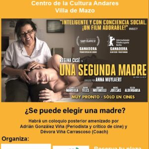 The Mazo City Council organizes an afternoon of cinema to raise awareness about gender equality
